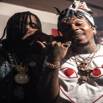 Chief Keef and Glo Gang in The Studio With Sauce Walka