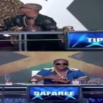T.I. Clowns Nicki Minaj's Ex Safaree On Hip Hop Squares
