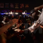 50 Cent Falcon Punches Female Fan In The Chest During Baltimore Concert