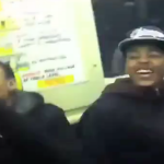 Lil JoJo Coolin On Train With Gang [Rare Footage]