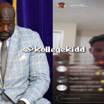 Shaquille O'Neal To Pay Funeral Expenses Of Teen Who Shot Himself On IG Live