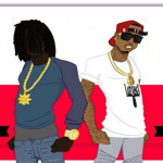 New Music: Chief Keef and Tyga- 100s