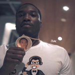 Meek Mill Gets Icy Lil Snupe Chain Made: 'All My Friends Are Dead'