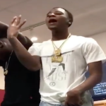 NBA Youngboy Turns Up Shoe Store After Jail Release