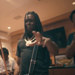 BallOut Boolin With Chief Keef In 'Boss' Music Video