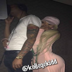 G Herbo's Girlfriend Kicks A Fan In The Face!