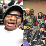 NBA Youngboy Challenges Chief Keef and Glo Navy To Paintball Fight