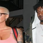 21 Savage Confirms Relationship With Amber Rose, Won't Tolerate Disrespect Of 'Sl*t Walk' Founder