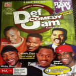 Russell Simmons To Bring Back 'Def Comedy Jam'