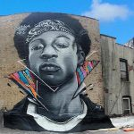 Joey Badass Gets His Own Mural In Brooklyn