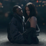 Kendrick Lamar and Rihanna Get Close In 'Loyalty' Music Video