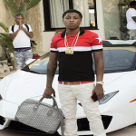 NBA Youngboy Sued For Crashing Lamborghini