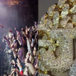 Slim Jxmmi of Rae Sremmurd Gets $100K Chain Snatched While Crowd Surfing During Paris Concert