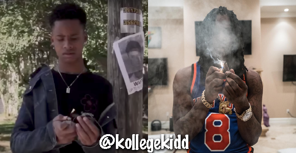 Tay-K Says Chief Keef Influenced Him | Welcome To