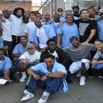 J. Cole Visits Inmates At San Quentin Prison