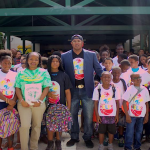 Master P Hosts Back-To-School Event In Kodak Black's Hometown of Pompano Beach