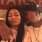 Nas Licks Nicki Minaj