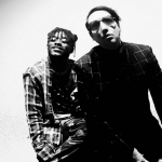 Lil Uzi Vert Shares Photo of Marilyn Manson Burning Bible