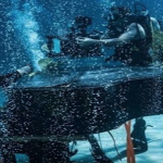 A Boogie Wit Da Hoodie Was Really Underwater For 'Drowning' Music Video