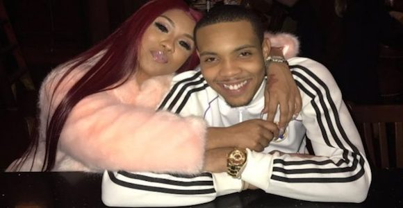 g herbo s girlfriend buys him 22 pairs of g fazos for 22nd birthday
