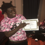 Kodak Black Receives Anger Management Certificate