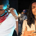 A Boogie Wit Da Hoodie and High Bridge Jump Lil B At 2017 Rolling Loud Festival