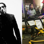 Lil Uzi Vert's Father Marilyn Manson In Hospital After Getting Crushed By Stage Prop