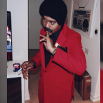 Nas Dresses Up As Richard Pryor For Halloween Party
