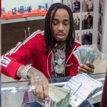 Migos Quavo Cops Icy Spinning QC Chain