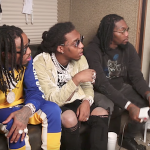 Migos Cut Interview Short After Offset Talks Cardi B Engagement