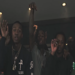 Brooklyn Rappers Nas Blixky, Coka and Skrell Paid Drop 'Ball' Music Video