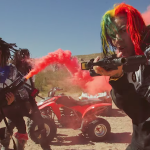 Trippie Redd Says Tekashi69 and New York Bloods Jumped Him, 'Gummo' Rapper Reacts