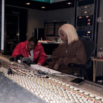 Dreezy and YG Link In The Studio