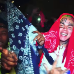 Tekashi69 Unites Bloods and Crips In 'Kooda' Music Video