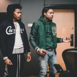 Lil Durk and Lil Baby Film Music Video