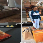 Jania Reacts To NBA Youngboy Making Her Sleep In Hotel Lobby
