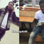 FBG Duck Shot In South Side Chicago