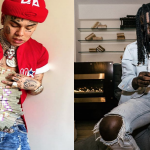 Tekashi69 Tried To Take Chief Keef's Other Baby Mama, Simone Patton, On Shopping Spree, But She Denied Him