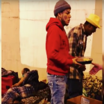 Tekashi69 Feeds The Homeless and Hands Out Money In Chicago