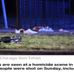 74 People Shot In Chiraq Over Weekend, Gang Members Blamed For Violence