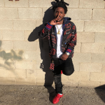 Mozzy Gives Money To The Homeless
