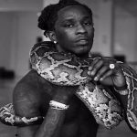 Young Thug Arrested For Felony Gun Possession At 'Slime Language' Listening Party In LA