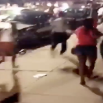 Kids Run For Their Lives As Gunshots Ring Out In West Side, Chicago