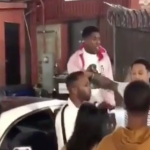 NBA Youngboy Gets Into Argument In LA
