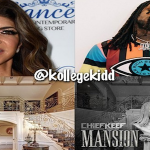 Chief Keef Sued By Atlanta Housewives Star Teresa Giudice For 'Mansion Musick' Artwork
