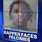 Young Thug Facing 8 Felony Drug, Gun Charges