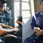 Nipsey Hussle Hugged His Killer Eric Holder At His Marathon Store Listening Party