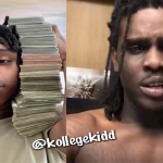 "Polo G Reveals He Played Chief Keef's ""Finally Rich"" Song After Signed His Deal"