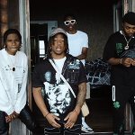 """Sid Wells, Que Rakks, Amado CB, Ballout and Day Dollaz of Queens Rap Group """"4CB"""" Take Their Talents To Cali In """"Confessions"""" Music Video"""